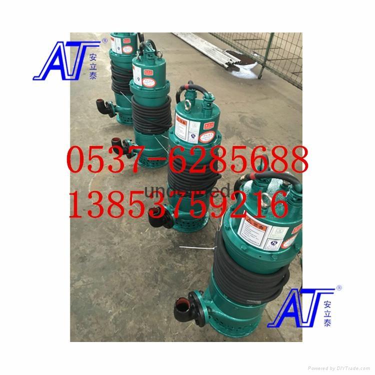 不锈钢防爆潜污泵性能稳定运行平稳 1