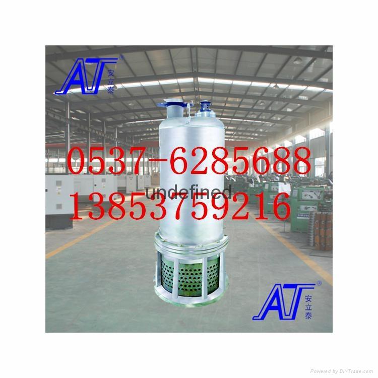 不锈钢防爆潜污泵性能稳定运行平稳 5