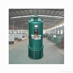 WQB防爆潜水泵铸铁材质