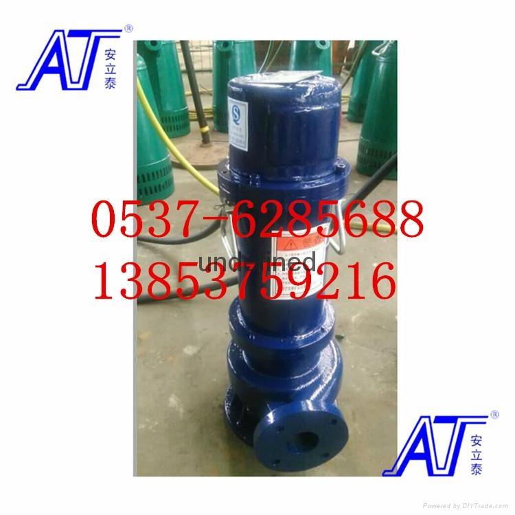 BQS矿用潜水泵选济宁安泰水泵厂 1