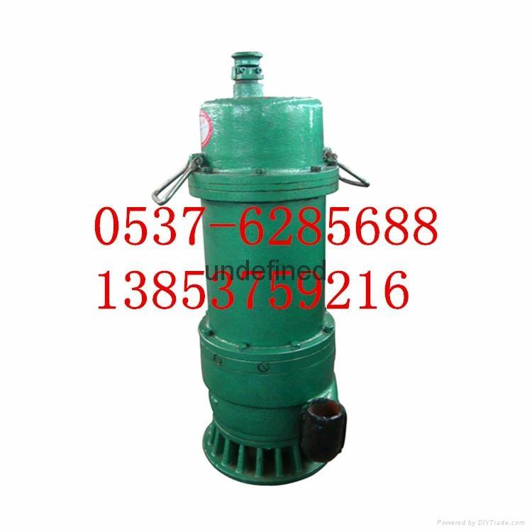 BQS矿用潜水泵选济宁安泰水泵厂 2
