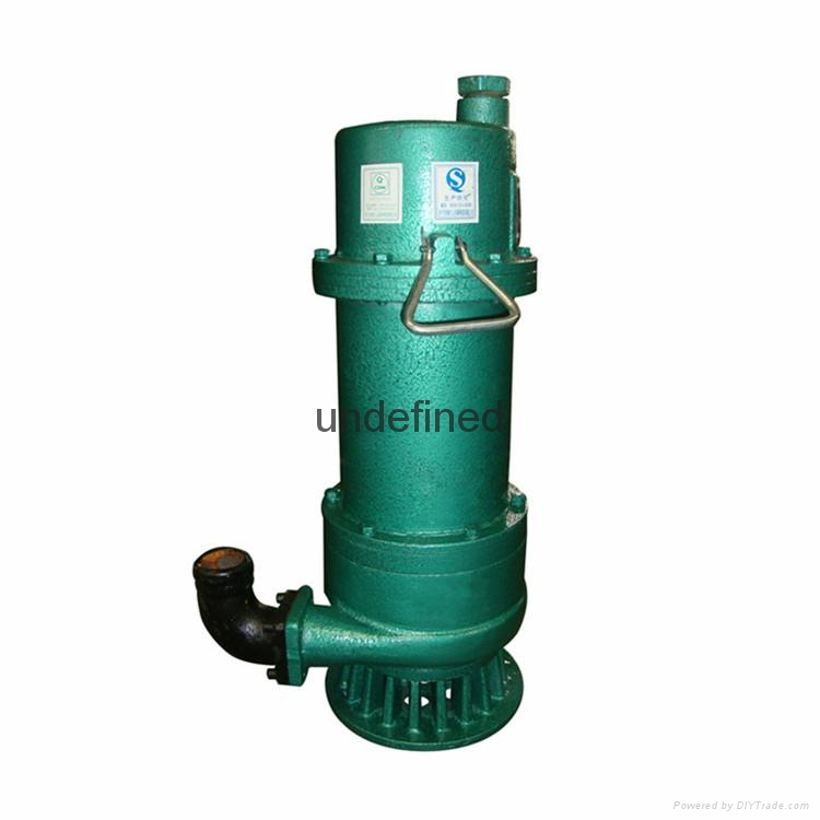 选WQB防爆排污泵我们的技术在线提供支持 2