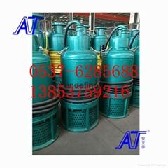 防爆潛水泵適用管廊市政工程