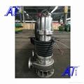 防爆潜水泵适用管廊市政工程 3