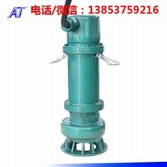济宁安泰专业生产BQS矿用排沙电泵