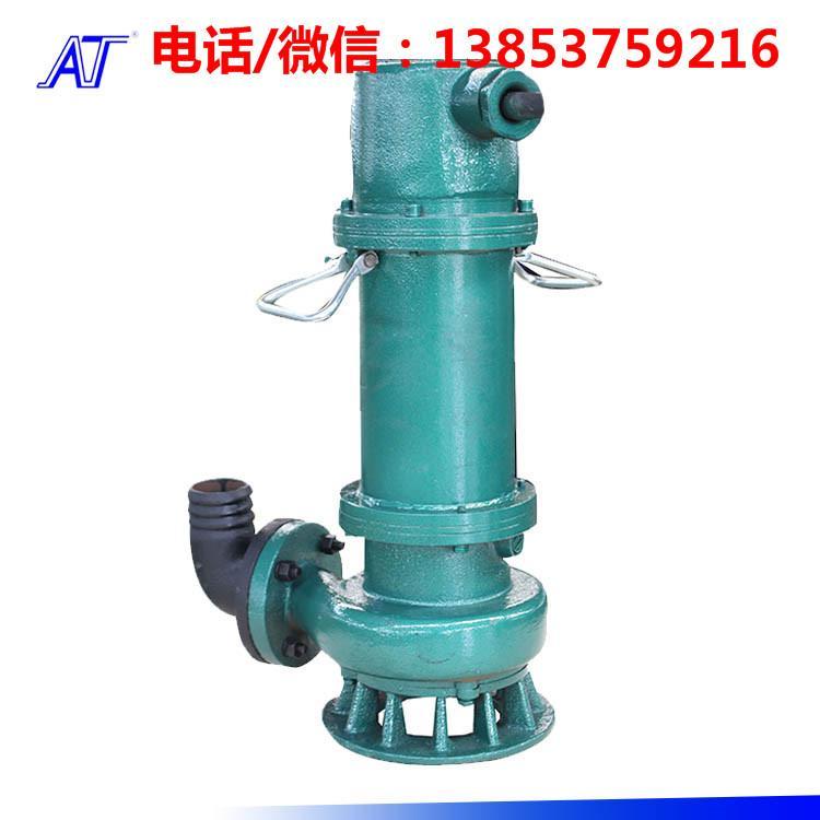 不锈钢WQB防爆污水泵价格有优惠 1