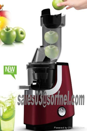 SORFNEL Innovative &  Competitive Whole Slow Juicer 1