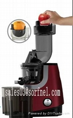 SORFNEL Innovative & High Performance Whole Slow Juicer