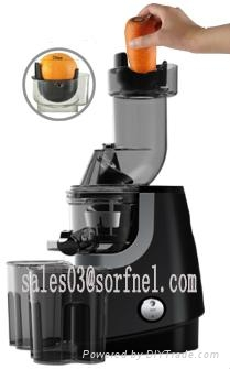 SORFNEL Innovative & High Performance Whole Slow Juicer  2