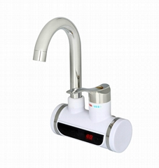 Bathroom Basin Electric Faucet