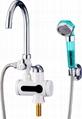Bathroom Basin Electric Faucet 1