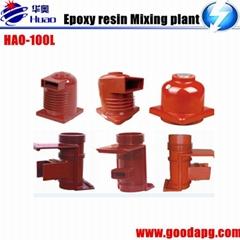 high quality composite insulator transformer bushing machine