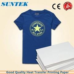 A4 Dark Light Colour T-Shirt Inkjet Laser Heat Transfer Paper