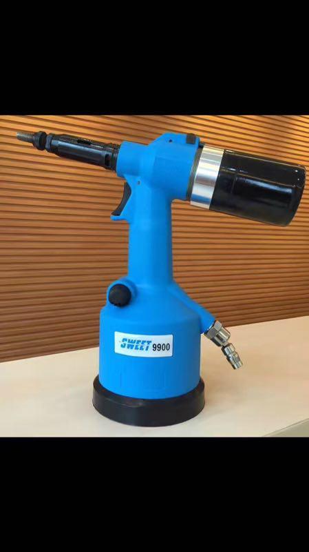 斯威特SWEET-9900氣動全自動螺母拉鉚槍 1