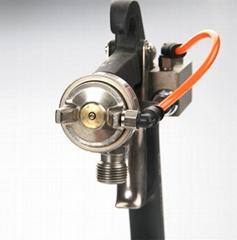 W-200手动双液混合喷枪