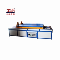 jinyumachinery Stainless steel built-in infrared heaters pvc oven