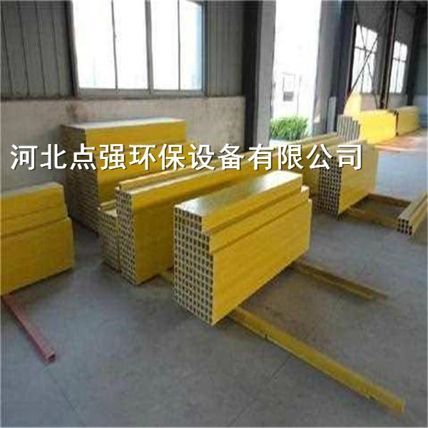 玻璃鋼拉擠方管警示樁廠家直銷 2