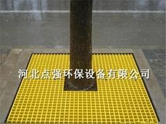 市政树篦子玻璃钢格栅生产厂家直销-点强
