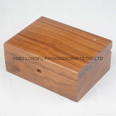 Custom factory Antique Gift Box creative Cordyceps health care products box wood
