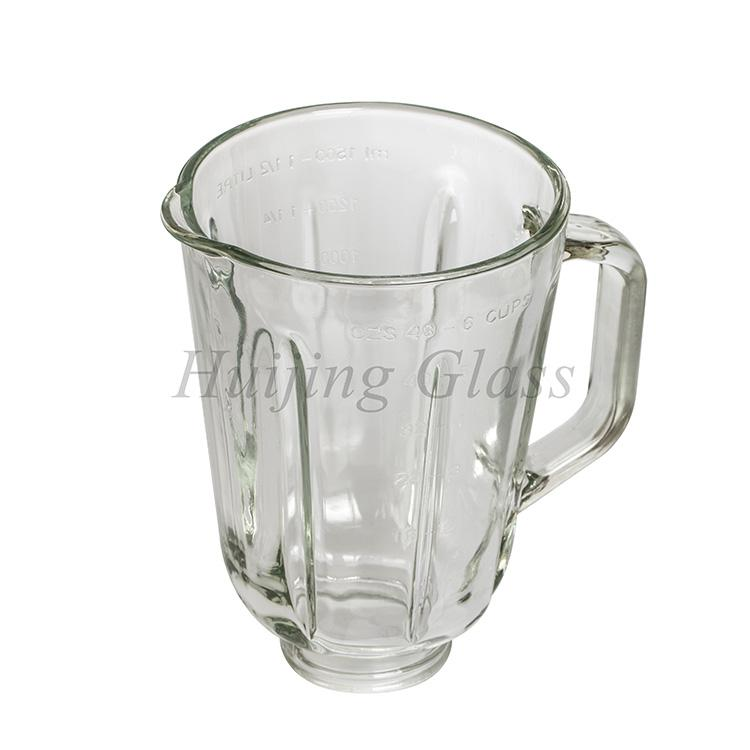 kitchen appliances Household Blender Replacement Glass Jar vaso de vidrio A57 1