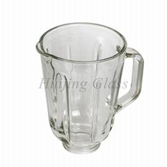 kitchen appliances Household Blender Replacement Glass Jar vaso de vidrio A57