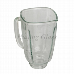 factory direct high quality replacement spare part glass blender jar
