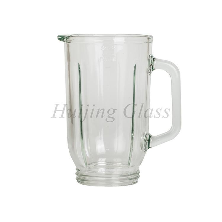 China factory hot sale custom blender part glass jar 1
