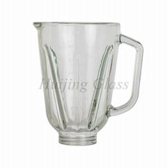 VASO DE VIDRIO PARA LICUADORA 1.5L Capacity blender glass jar /cup for sale A07-