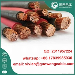 Electrical Welding Cable Manufacturer In China 240 Mm2 For Machine