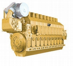 New Surplus 26 MW Caterpillar MAK HFO Power Plant