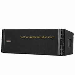 Actproaudio Speaker All Frequency Subwoofer Amplifier Professional Ttl55 Line Ar