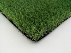 Garden Artificial Grass with 25mm yarn height