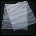 磨砂服装包装拉链袋