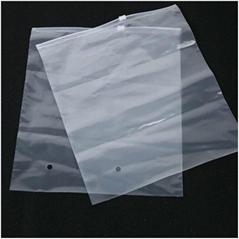 磨砂服裝包裝拉鍊袋