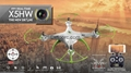 Syma X5HW RC Quadcopter Drone HD Wifi Camera Hover hold FPV Upgraded X5SW 2