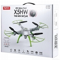 Syma X5HW RC Quadcopter Drone HD Wifi Camera Hover hold FPV Upgraded X5SW 5