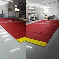 large format banners dye sublimation giant advertising flags banners