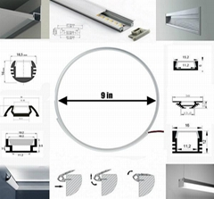 Shenzhen LED Aluminum Profile Strip Light