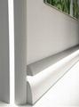 Waterproof Aluminum Bathroom U Profile