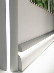 Waterproof Aluminum Bathroom U Profile LED Strip Light With Alu Profile Enclosur