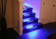 Aluminum Profiles Of LED Strip Light For Step Decoration Light