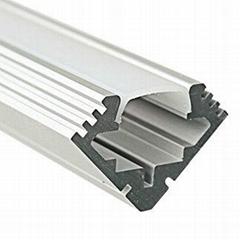 Shenzhen LED Aluminum Profile Strip Light/Aluminum Corner Extrusion For Kitchen