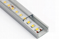 Housing furniture fixture strip light channels aluminum profile