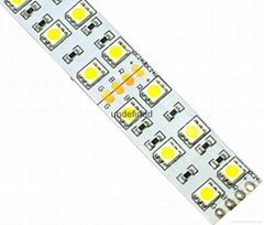 RGBW 3000k-7000k led strips for aluminum extrusion profiles