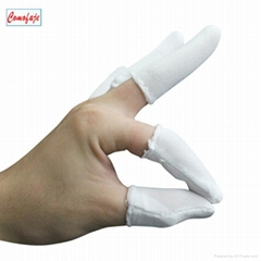 Good Quality Antiskip Cotton Finger Cots Cleanroom Protect Finger Cots