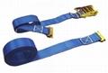Ratchet lashing straps cargo lashing factory