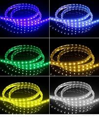 七彩LED灯带
