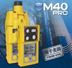 英思科M40Pro四合一氣體檢測報警儀