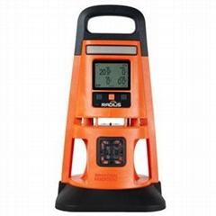 英思科Radius BZ1區域監測多氣體檢測儀