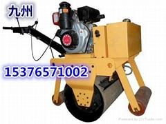 輪寬700的手扶式單輪壓路機
